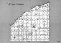 Index Map, Polk County 1990
